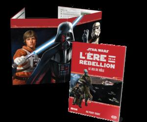 Star Wars : L'Ère de la Rébellion. Le Kit du MJ