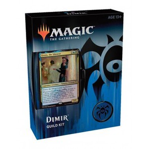 Magic The Gathering - Kit de Guilde - Les Guildes de Ravnica : Dimir