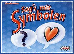 Sag's mit Symbolen