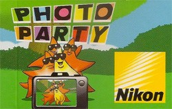 Photo Party : Edition Nikon