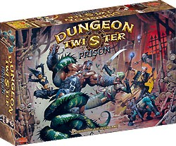 Dungeon Twister 2 - Prison