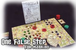 One False Step for Mankind