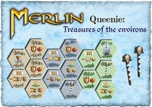 Merlin - Queenie 1 - Les Trésors du Domaine