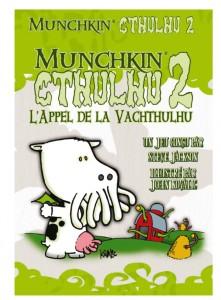 Munchkin Cthulhu 2 : l'appel de la Vachthulhu