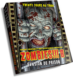 Zombies!!! 8 : Évasion de prison