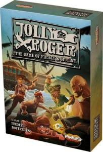 Jolly Roger : the Game of Piracy & Mutiny