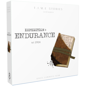 T.I.M.E Stories - Expédition : Endurance