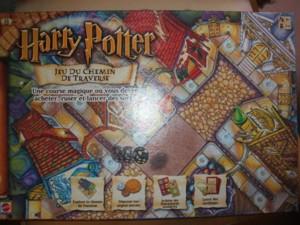 Harry Potter : jeu du chemin de traverse