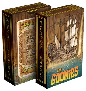The Goonies - Playing Cards