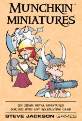 Munchkin Miniatures