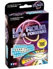 La Roue de la Fortune - Version Voyage