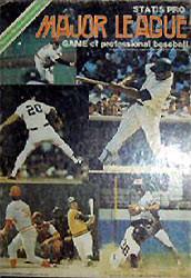 Statis Pro Major League Baseball