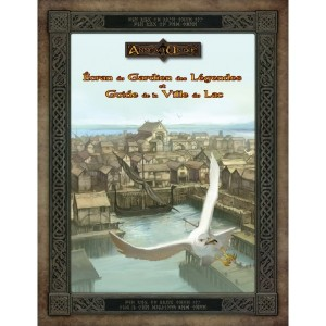 L'Anneau Unique: Écran du Gardien des Légendes et Guide de la Ville du Lac