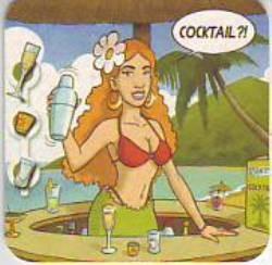 Tchin Tchin - la Barmaid