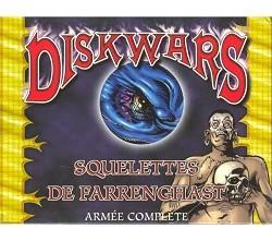 Diskwars - Squelettes de Farrenghast