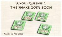 Luxor Queenie 2: The Snake God's Boon