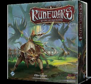 Runewars - Elfes Latari