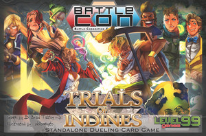BattleCON : Trials of Indines