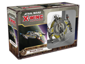X-Wing : Jeu de Figurines -  Shadow Caster