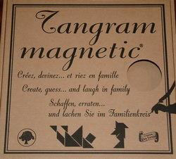 Tangram magnetic