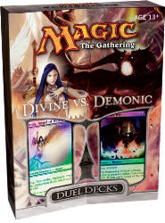 Magic the Gathering - Divine vs. Demonic