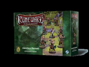 Runewars - Guerriers Darnati