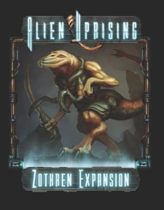Alien Uprising : Zothren Expansion