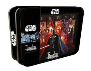 Timeline : Star Wars Special edition