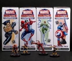 Marvel Heroclix - Ultimates  Booster