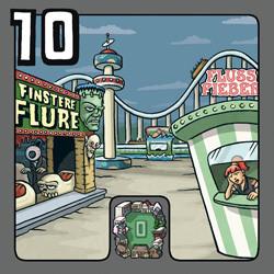 Funkenschlag : Theme Park