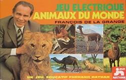 Jeu électrique - Les animaux du monde