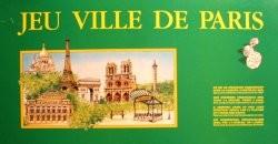 Jeu Ville de Paris