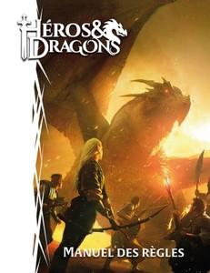 Héros & Dragons : Manuel des règles de poche