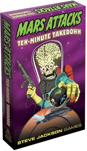 Mars attacks - Ten minute takedown .
