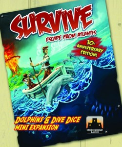 """Survive - Extension """"Dolphins & Dive Dice"""""""