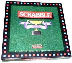 Scrabble Compétition