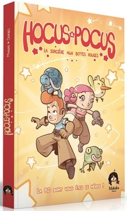 Hocus & Pocus - La sorcière aux bottes rouges