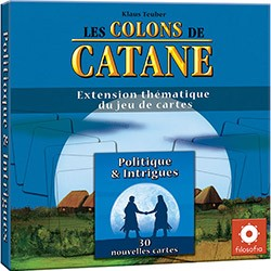 Les Colons de Catane : Politique & Intrigues