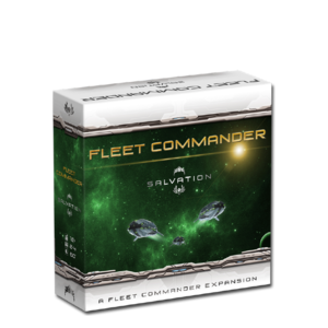 Fleet Commander - Salvation