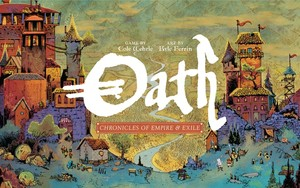Oath : Chronicles of Empire and Exile
