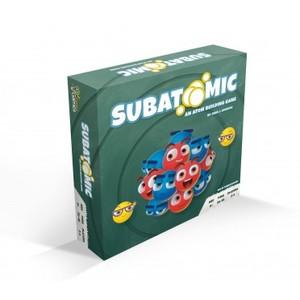Subatomic - An Atom Building Game