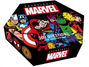 Grand Quiz Marvel