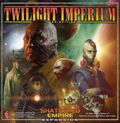Twilight Imperium : Shattered Empire