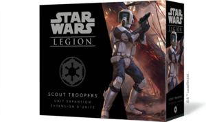 Star Wars Légion : Scout Troopers