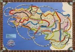 Les Aventuriers du Rail : Extension Bretagne