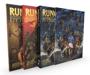 RuneQuest : Aventures dans Gloratnha