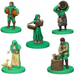 """Agricola - Extension """"Green Expansion"""""""
