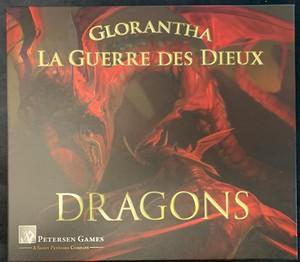 Glorantha: La Guerre des Dieux - DRAGONS