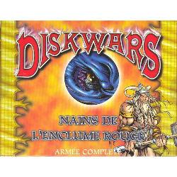 Diskwars - Nains de l'enclume rouge