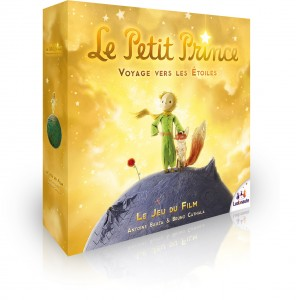 Le Petit Prince - Voyage vers les étoiles